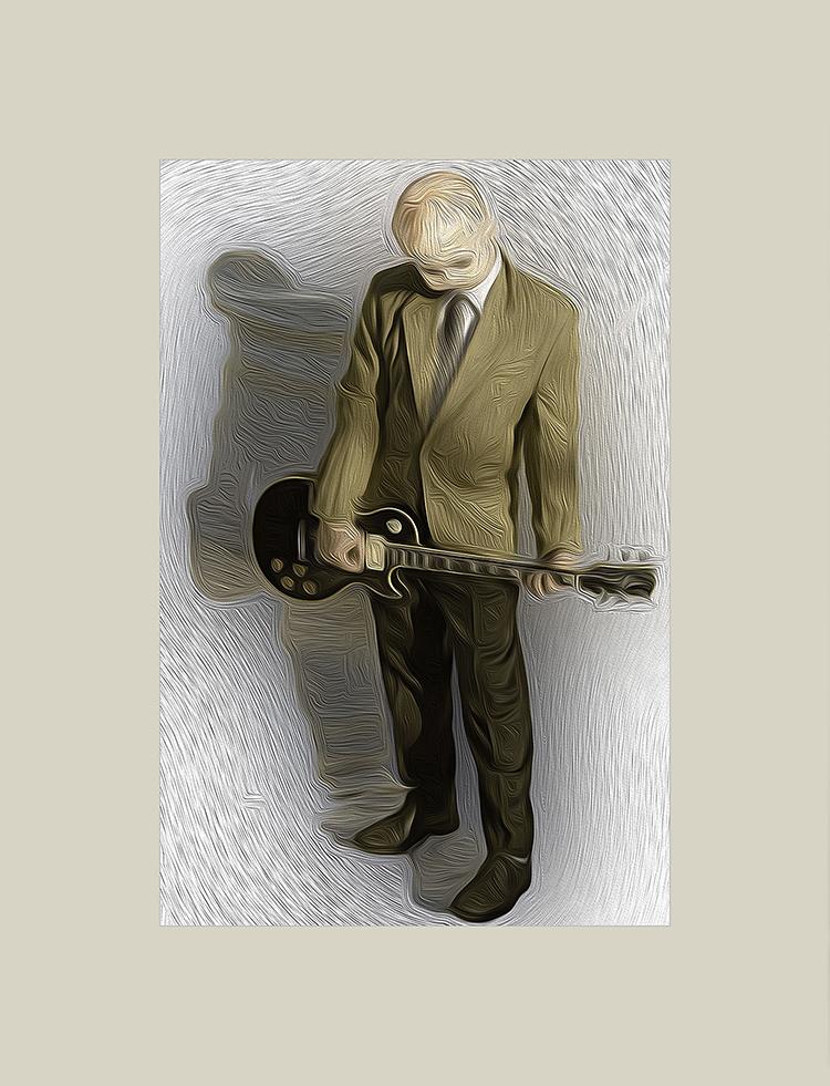 Soul Dementia solo guitar